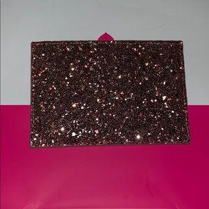 new key spade pink graham card holder